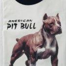 American Pit Bull Dog Pet Ringer T-shirt