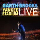 Garth Brooks Yankee Stadium LIVE (2016 DVD,Blu-ray) Thunder Rolls Friends In Low Places RodeoHouston
