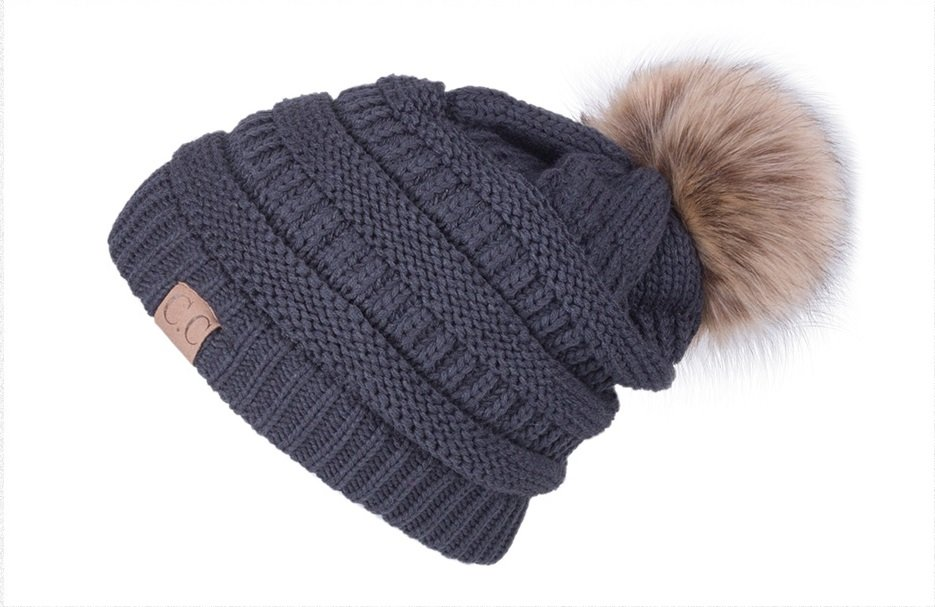 Winter Hat For Women Warm Knitted Fashion Hat