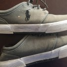 Polo Ralph Lauren Faxon Low Men US 10.5 Taupe Pre Owned Blemish P