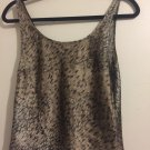 Victoria's Secret Women's Tank Top Brown Copper  Size Small    E