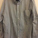 Chaps RALPH LAUREN Long Sleeve Button Up Shirt Extra Large 100% Cotton E