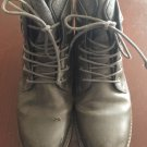 Sonoma Gray Sock Lined Low Cut Boot Shoes MENS 11.  T