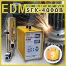 China new portable SFX-4000B machine for broken tap remover mini edm machine