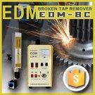 Tap burner portable EDM machine broken drill bit remover edm spark erosion