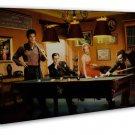 Marilyn Monroe James Dean Elvis Presley Humphrey Bogart Playing Snooker 20x16 FR