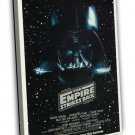 The Empire Strikes Back 1980 Vintage Movie FRAMED CANVAS Print 10