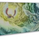 Pokemon Japanese Anime Art Lugia Ho Oh 16x12 Framed Canvas Print