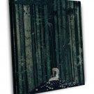 Kay Nielsen Sun West Wood Illustration Fine Art 16x12 Framed Canvas Print