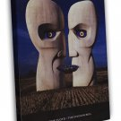 Pink Floyd The Division Bell Image 16x12 Framed Canvas Print