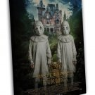 Miss Peregrine Home For Peculiar Children Movie 16x12 FRAMED CANVAS Print