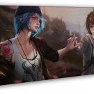 Life Is Strange New Game Art 16x12 Framed Canvas Print