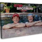 Step Brothers Movie Wall Decor 20x16 Framed Canvas Print