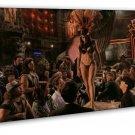 From Dusk Till Dawn Movie Art 20x16 Framed Canvas Print Decor