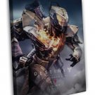 Titan Destiny 2 The Taken King New Game 20x16 Framed Canvas Print