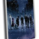 Tokyo Ghoul Anime Art Wall Home Decor 16x12 Framed Canvas Print