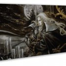 Castlevania Lords Of Shadow GAME Wall Decor 16x12 FRAMED CANVAS Print