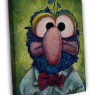 The Muppets Character Gonzo Art Image 16x12 Framed Canvas Print