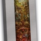The Legend Of Zelda 25th With Wall Scroll Decorth