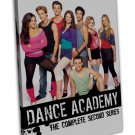 Dance Academy Tv Show Art 20x16 Framed Canvas Print Decor