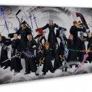 Kingdom Hearts Boy 1 2 Game Wall Decor 16x12 FRAMED CANVAS Print