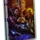 Firefly Usa Classic Tv Series 20x16 Framed Canvas Print