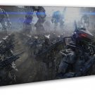 Titanfall Game Wall Decor 16x12 Framed Canvas Print