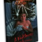 A Nightmare On Elm Street Classci Movie 16x12 FRAMED CANVAS Print
