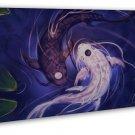 Avatar The Last Airbender Cartoon 16x12 FRAMED CANVAS Print