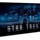 Star Trek 3 The Search For Spock Art 20x16 FRAMED CANVAS Print Decor