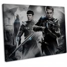 Star Trek 3 The Search For Spock Art 20x16 FRAMED CANVAS Print Decor