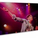 Fun Nate Ruess Music Star Art 20x16 Framed Canvas Print Decor