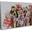 Deadman Wonderland Anime Wall Decor 20x16 FRAMED CANVAS Print