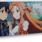 Sword Art Online Sao Alo Japan Anime Wall Decor 20x16 Framed Canvas Print