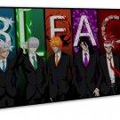 Bleach Anime Art 20x16 Framed Canvas Print Decor