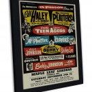 Vintage 1950 S Roll Music Concert Art 20x16 FRAMED CANVAS Print Decor