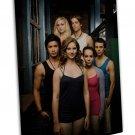 Dance Academy Tv Show Wall Decor 20x16 Framed Canvas Print