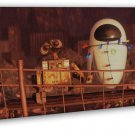 Wall E Movie Wall Decor 20x16 Framed Canvas Print