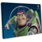 Toy Story 3 Movie Wall Decor 20x16 Framed Canvas Print