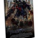 Transformers 3 Movie Wall Decor 20x16 Framed Canvas Print