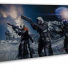 Destiny Game Wall Decor 20x16 Framed Canvas Print