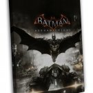 Batman Arkham Knight Game Art Wall Decor 20x16 Framed Canvas Print
