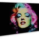 Marilyn Monroe Sexy Movie Star Art 20x16 Framed Canvas Print