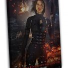 Resident Evil The Final Chapter Movie Wall Decor 20x16 FRAMED CANVAS Print
