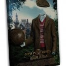Miss Peregrines Home For Peculiar Children Movie 20x16 FRAMED CANVAS Print