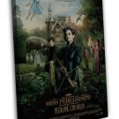 Miss Peregrine Home For Peculiar Children Movie 20x16 FRAMED CANVAS Print
