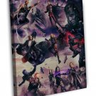 X Men Apocalypse Superheroes Movie 20x16 FRAMED CANVAS Print