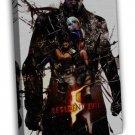Resident Evil 6 Game Leon Scott Kennedy 20x16 FRAMED CANVAS Print