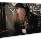 Rittz Rapper Music Hip Hop 20x16 Framed Canvas Print