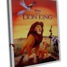 The Lion King Image Disney 20x16 Framed Canvas Print